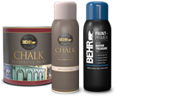 Decorative paint products